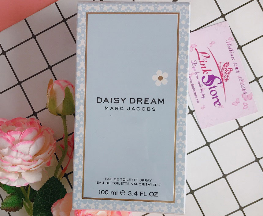 Nước hoa Marc Jacobs Daisy Dream